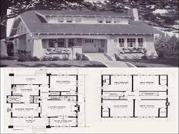 Original Craftsman Plans  Bungalow House Plans  s