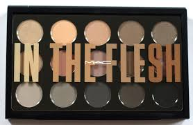 <b>MAC 'In The Flesh</b>' x15 Palette Review and Swatches - BEAUTY BY ...