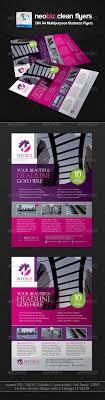 neobiz clean business flyer ads by graphicartist graphicriver neobiz clean business flyer ads corporate flyers
