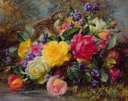 <b>Floral Oil Paintings</b> | Fine Art America