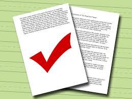 7 ways to write a literary analysis wikihow