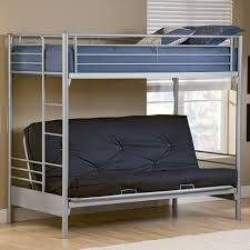 Loft Bed With Sofa Bedroom Twin Over Futon Bunk Bed Full Over Futon Loft Bed
