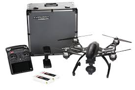 Yuneec Q500 Typhoon Quadcopter with CGO3 4K Camera and ...
