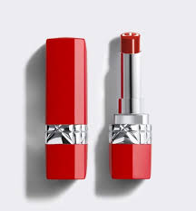 <b>Rouge Dior Ultra Care</b>: lipcare and long-wear lipstick with flower oil ...