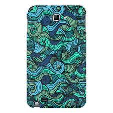 """Чехол для Samsung Galaxy Note """"Волнистый"""" #1551953 от ..."""