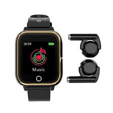 <b>M6 Smart Watch</b> With Earbuds & MP3 Player | Konga Online Shopping