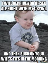 Evil Child Memes. Best Collection of Funny Evil Child Pictures via Relatably.com