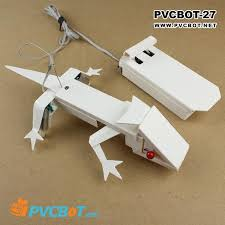 PVCBOT_27, educational <b>technology small production</b> line control ...