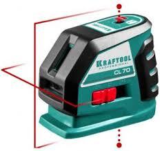 """""""<b>CL</b>-<b>70</b>-<b>4</b>"""" 20м / 70м (детектор), сверхъяркий, <b>KRAFTOOL 34660-4</b>"""