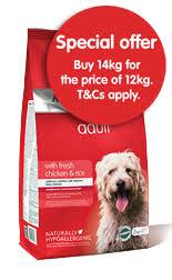 Nutritional Premium Dog <b>and</b> Cat Food - <b>Arden Grange</b>