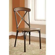 buying new furniture furniture of america stilson industrial dining side chair buy industrial furniture
