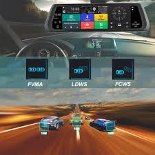 2019 <b>SLIVERYSEA 10 Full</b> Touch IPS 4G Car DVR Camera Android ...