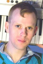 Robert White. '….a funny and brave act that exists in the hitherto unmapped space between the music hall comedies of Noel Gay, and autistic savantism' ... - robert-white-2008-november