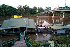 Image result for floating restaurants phitsanulok pic