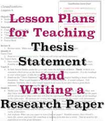 Writing an essay Lesson plans and Thesis statement on Pinterest Blog about teaching students to write thesis statements Easy process