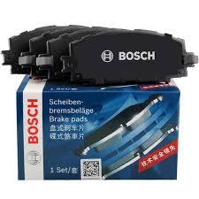 <b>4pcs</b>/lot Bosch <b>Car Front</b> Brake Pads For Focus Eco Sport Mazda3/5 ...