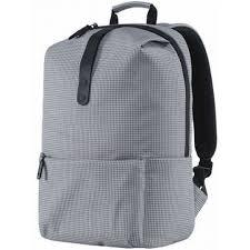 Купить Рюкзак Xiaomi <b>Mi Casual Backpack серый</b> в Уфе по ...