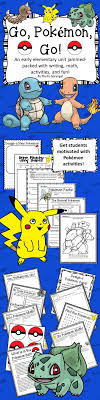 best ideas about writing games middle school get students engaged these pokemon activities writing math games lots of
