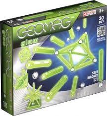 Купить <b>Geomag Конструктор магнитный</b> Glow 30 элементов ...
