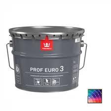 <b>Prof</b> Euro 3 - Проф Евро 3 <b>интерьерная краска</b> для обоев и стен ...