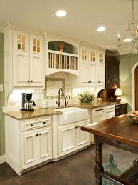 country decor kitchen cabinets