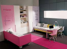 cute bedroom decorating ideas minimalist pink and grey interior design with desk and small bed cute adorable interior furniture desk ideas small