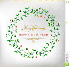 merry christmas happy new year 2016 watercolor wreath ideal for merry christmas happy new year 2016 watercolor wreath ideal for xmas card or elegant holiday