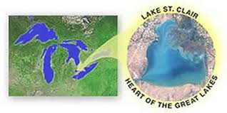 Image result for lake st.clair pics