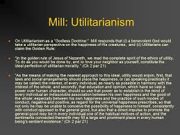 Explain the Key Features of Utilitarianism   Document in A Level     guanethidine synthesis essay