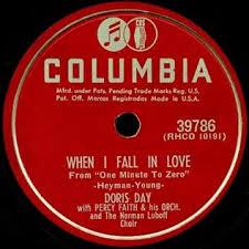 When I <b>Fall in Love</b> - Wikipedia