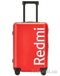 "<b>Чемодан Xiaomi Redmi</b> Ninetygo <b>Travel</b> Case 20"" Red LXX05RM ..."