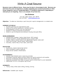 how to create a great resume resume examples  how to create a great resume this is a collection of five images that we have the best resume and we share through this website