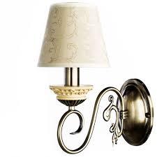 <b>Бра</b> Arte Lamp <b>A9070AP</b>-<b>1AB</b>, E14, 60 Вт — купить в интернет ...