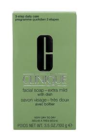 Clinique Facial Soap Mild with Dish, 5.2 Ounce : Bath ... - Amazon.com