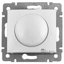 770061, Светорегулятор (<b>диммер</b>) 40-400 Вт <b>Valena</b>, <b>поворотный</b> ...