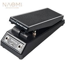 <b>NAOMI</b> Daphon DF2210 Guitar Wah Wah Pedal For <b>Electric Guitar</b> ...