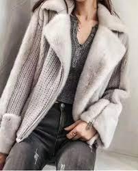 Пальто с мехом: лучшие изображения (240) в 2019 г. | Fur, Fall ...