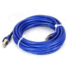 PowerSync CAT.7 SFTP 10Gbps <b>High</b>-<b>Speed</b> RJ45 LAN Cable ...