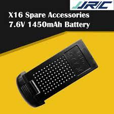 <b>JJRC X16</b> 7.6V 1450mAh Li-po Battery <b>X16</b> Quadcopter For <b>JJRC</b> ...