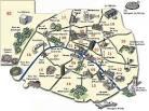 Plan paris touristique monuments
