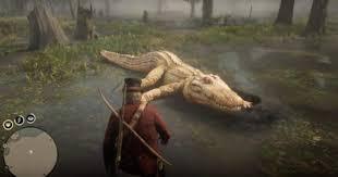 Where To Hunt Legendary <b>Alligator</b> In Red Dead Redemption <b>2</b> ...
