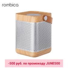 Беспроводная <b>колонка Rombica MySound</b> BT 20|bluetooth ...