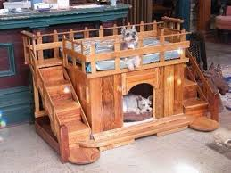 Wooden Pallet Dog House PlansAmazing Recycled Pallet Dog House