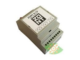 <b>GSM</b>-<b>Термостат ZONT</b> H-1V для удаленного управления котлом