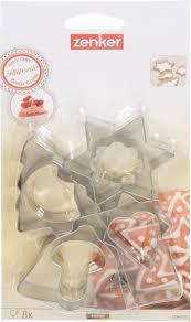 """<b>Форма для вырезания печенья</b> """"Fackelmann"""", 8 шт — купить в ..."""
