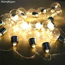 <b>20 led wedding string</b> fairy lights bulb LED globe battery and USB ...