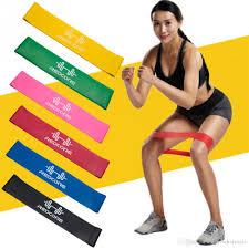<b>6pcs Resistance</b> Loop <b>Bands</b> Mini <b>Band</b> Cross fit Strength Fitness ...