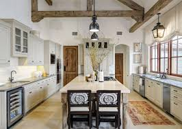 Rustic Farmhouse Kitchens Wood Table Piled High Farmhouse Kitchen Rustic Home Dining Room