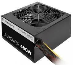 <b>БП ATX 650 Вт</b> Thermaltake Litepower 650W — купить недорого с ...