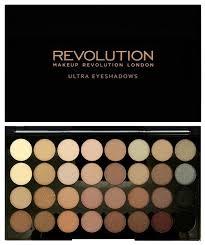 REVOLUTION <b>Палетка теней</b> Ultra 32 <b>Eyeshadow</b> Palette ...